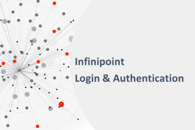 infinipoint login & authentication